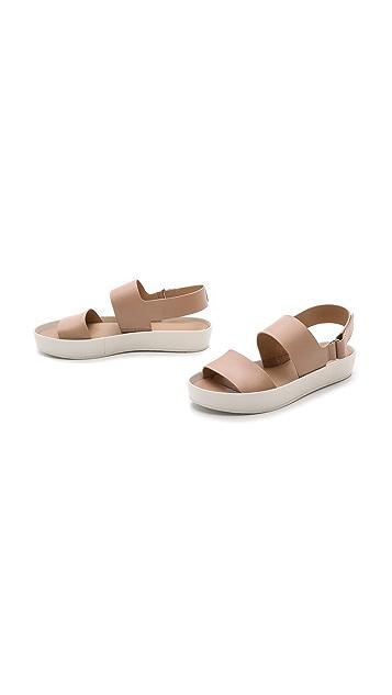 Vince Marrett Flatform Sandals