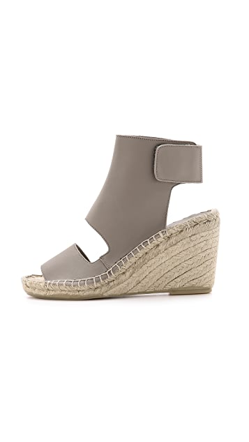 Vince Spencer Wedge Espadrilles