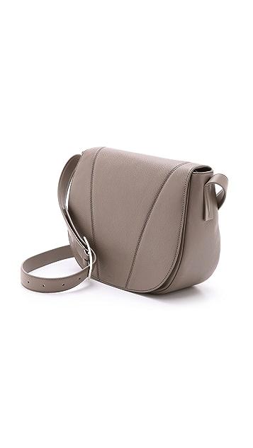 Vince Medium Saddle Bag