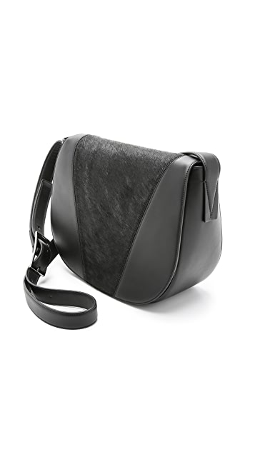 Vince Messenger Bag