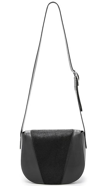 Vince Messenger Bag