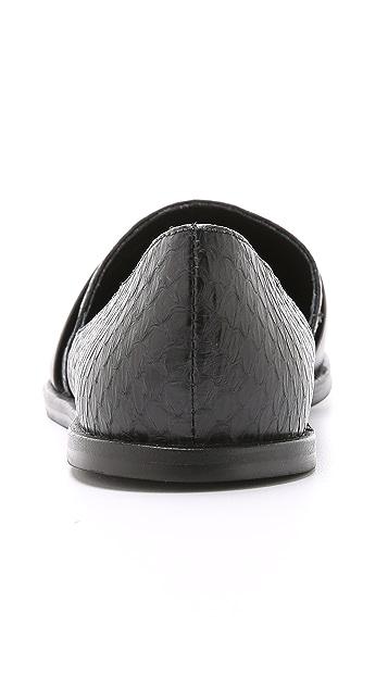 Vince Обувь на плоской подошве Mason