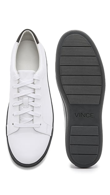 Vince Astor Lace Up Sneakers