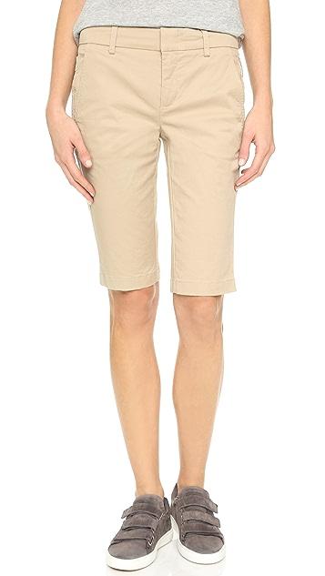 Vince Side Buckle Shorts