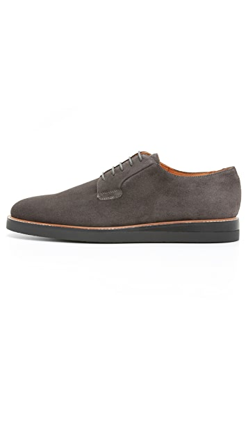 Vince Dylan Sport Suede Lace Up Shoes