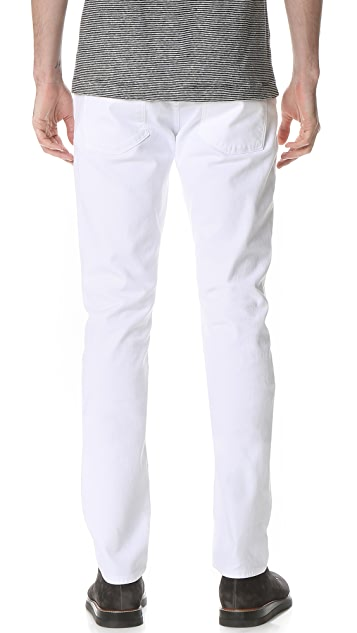 Vince Stretch Optic 718 Jeans