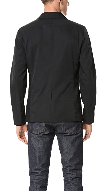 Vince Nylon Twill Performance Jacket