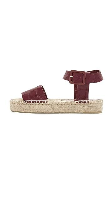Vince Edina Flatform Sandals