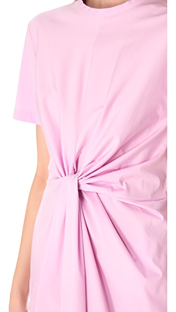 Vionnet Cinched Waist Dress