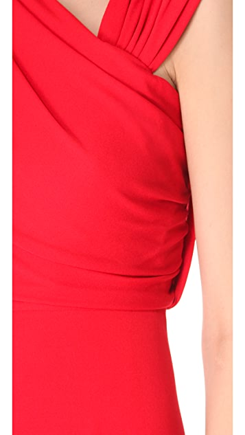 Vionnet Sleeveless Long Dress