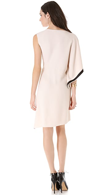 Vionnet Asymmetrical Dress