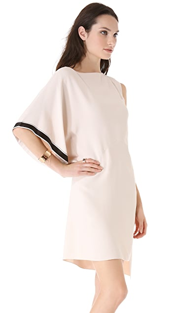 Vionnet Asymmetrical Dress