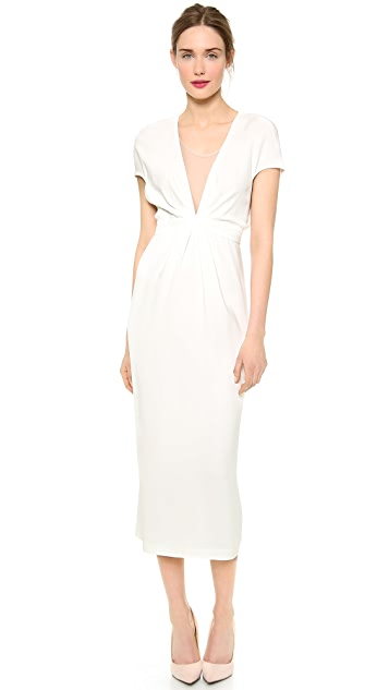 Vionnet Short Sleeve Dress | SHOPBOP