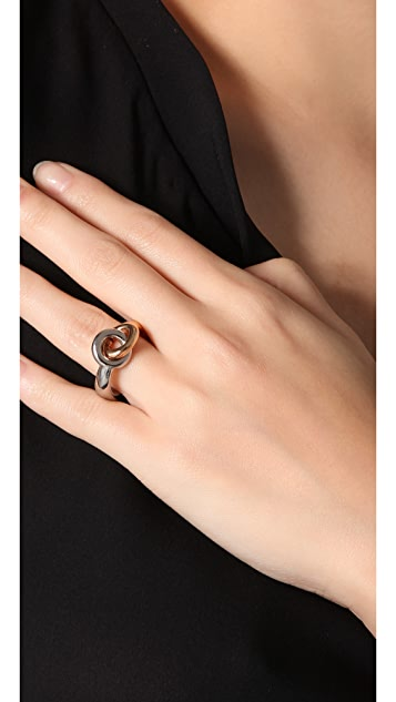 Vita Fede Mini Snodo Ring