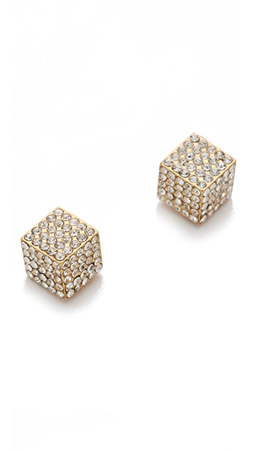 Vita Fede Cubo Earrings