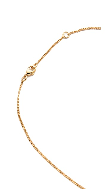 Vita Fede Turnable Crystal Pave Necklace