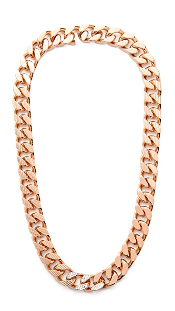 Vita Fede Franco Crystal Necklace