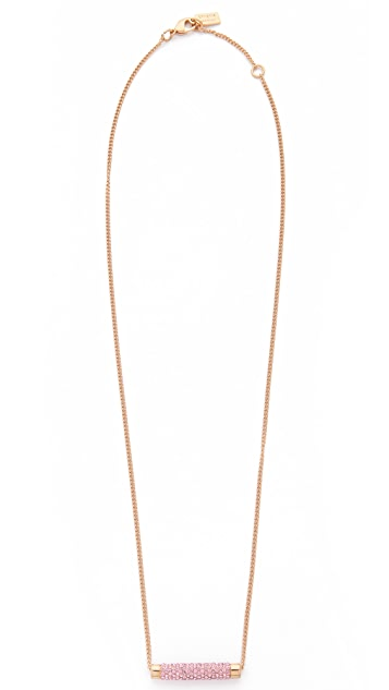 Vita Fede Mini Mia Crystal Necklace
