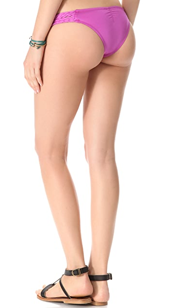 Vitamin A Chloe Double Braid Bikini Bottoms