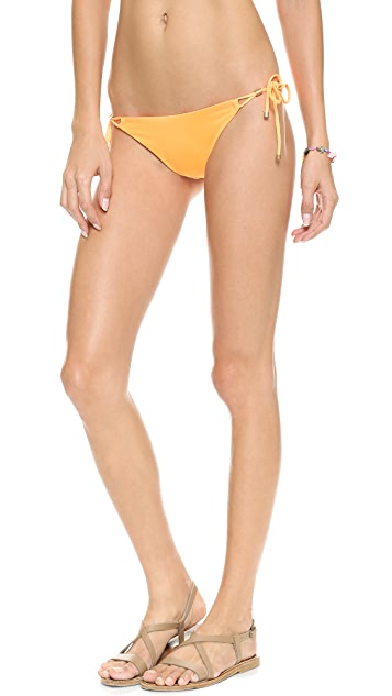 Vitamin A Gwenyth Tie Side Bikini Bottoms
