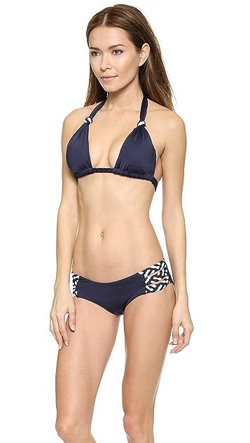 Vitamin A Ecolux New Chloe Halter Bikini Top