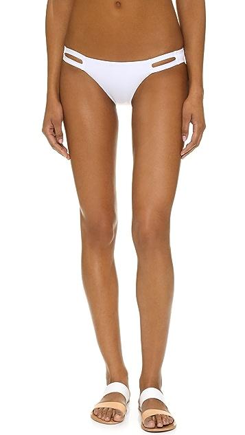 Vitamin A Neutra 低腰比基尼泳裤