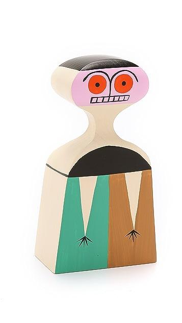 Vitra Alexander Girard Wooden Doll No. 3