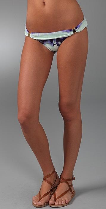 ViX Swimwear Ikat Tube Bikini Bottoms