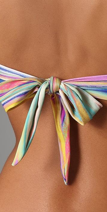 ViX Swimwear Escape Bandeau Bikini Top