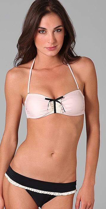 ViX Swimwear Vintage Bikini Top