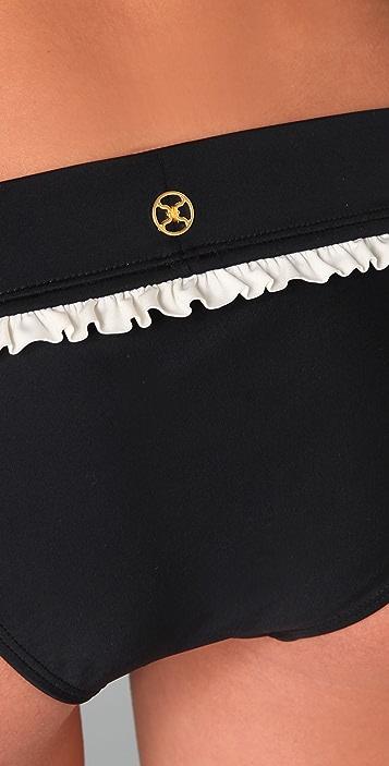 ViX Swimwear Vintage Fru Fru Bottoms