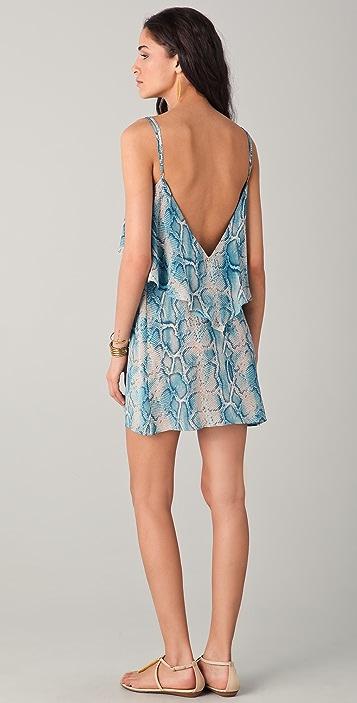 ViX Swimwear Safari A Line Dress