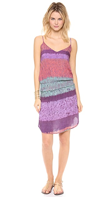 ViX Swimwear Acai Zoe Short Dress