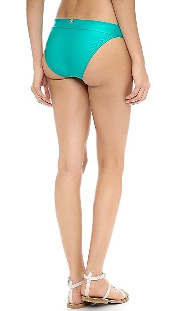ViX Swimwear Solid Pera Bikini Bottoms