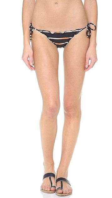 ViX Swimwear Ipe Tie Bikini Bottoms