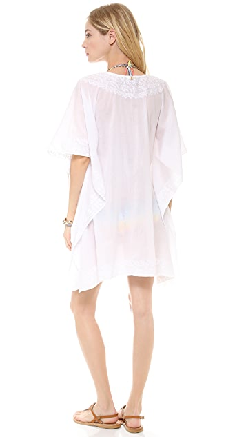ViX Swimwear Iamandu Caftan