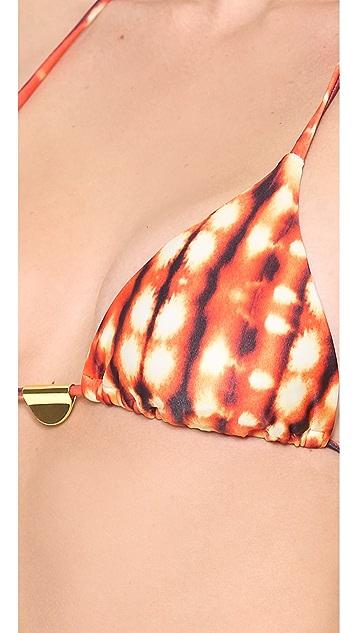 ViX Swimwear Guarani Triangle Bikini Top