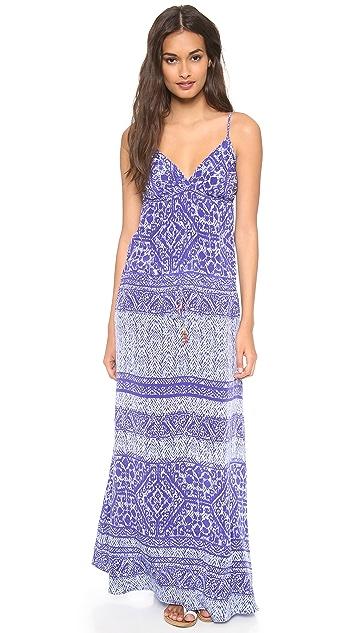 ViX Swimwear Carioca Long Dress