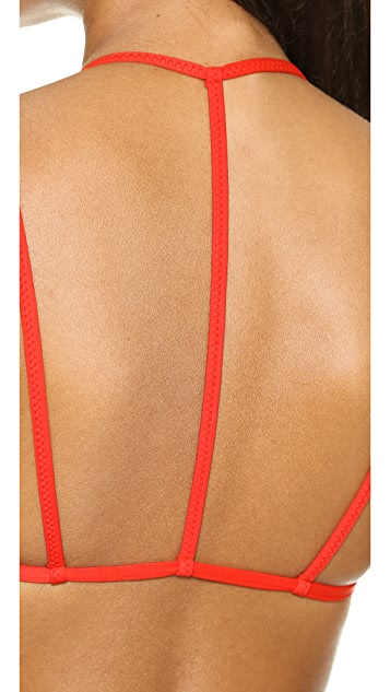 ViX Swimwear Sofia by Vix Strap Back Bikini Top