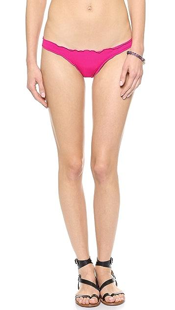 ViX Swimwear Sofia by Vix Ripple Bikini Bottoms