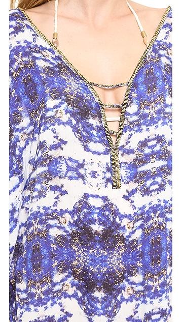 ViX Swimwear Pyramid Camila Caftan