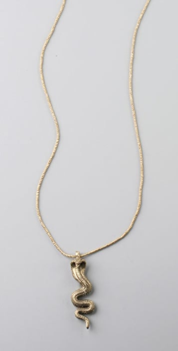 Vanessa Mooney Cobra Necklace