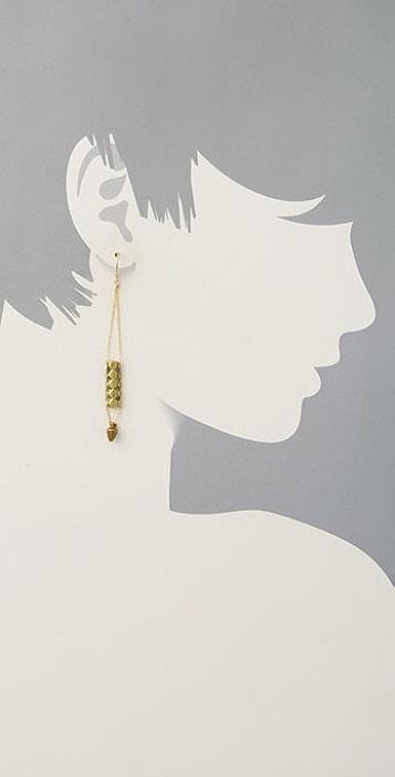 Vanessa Mooney Dagger Drop Earrings