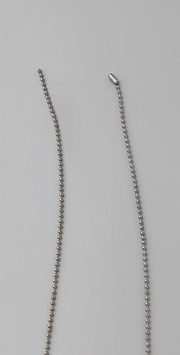 Vanessa Mooney The Dahlia Ball Necklace