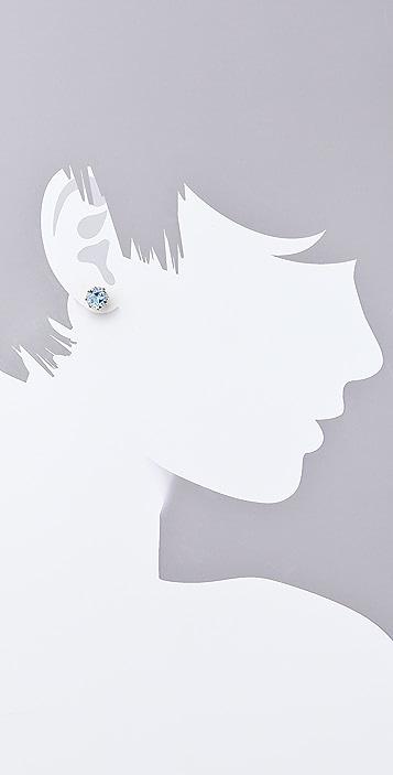 Vanessa Mooney The Little Barbie Stud Earrings
