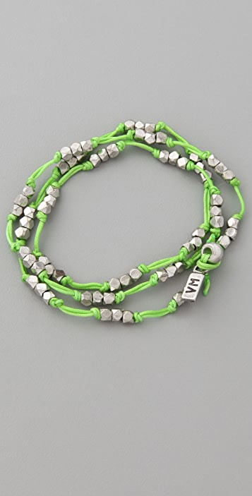 Vanessa Mooney Lola 3 Wrap Bracelet