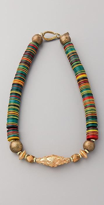 Vanessa Mooney Akasha Diamond Necklace