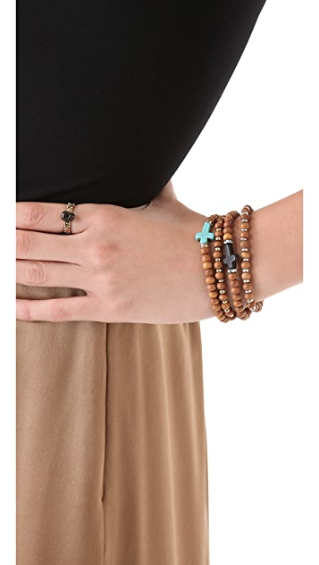 Vanessa Mooney Ramona Bracelet Set