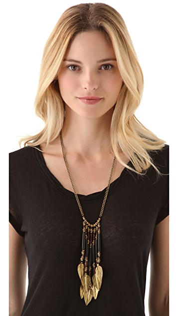 Vanessa Mooney Octavia Statement Necklace