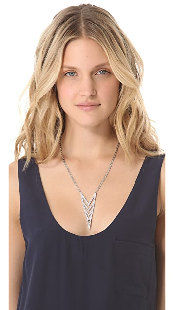 Vanessa Mooney Lightning in the Sky Necklace